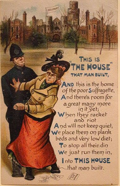 Anti Suffrage Postcards C.1908 People's History Museum Public domain https://commons.wikimedia.org/wiki/File%3AAnti_Suffrage_Postcard_c.1908_02.jpg