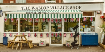 The Wallop Village Shop in Over Wallop, Hampshire Anguskirk via Foter.com / CC BY-NC-ND Original image source : https://www.flickr.com/photos/anguskirk/8561919152/