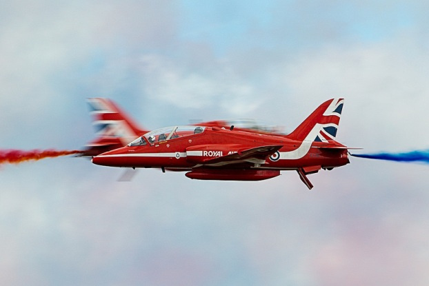 Red Arrows - RIAT 2017 Airwolfhound via Foter.com / CC BY-SA Original image URL: https://www.flickr.com/photos/24874528@N04/36370995915/