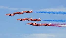 Red Arrows via Foter.com
