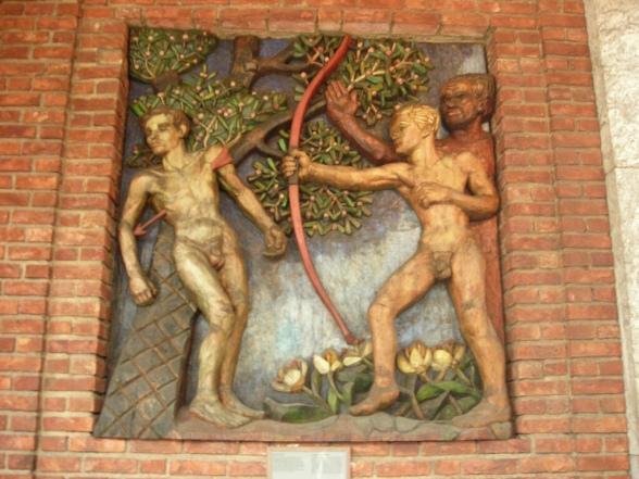 Baldur's Death rwhgould via Foter.com /CC BY-NC-SA Original image URL: https://www.flickr.com/photos/rwhgould/356248951/