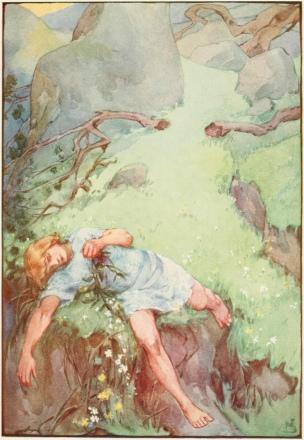 Baldur, A Book of Myths - Wikimedia Commons