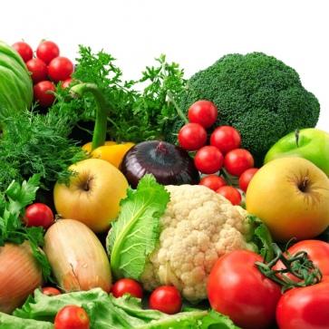 Fruitas e Vegetais Ciencia e Pessoa via Foter.com / CC BY Original image URL: https://www.flickr.com/photos/97513256@N06/904948559/