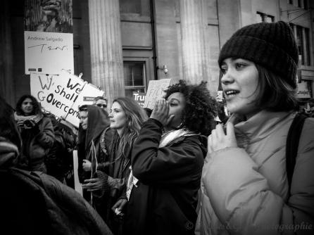 Women's March London freaksandgigspics via Foter.com / CC BY-SA Original image URL: https://www.flickr.com/photos/freaksandgigpics/32838796622/
