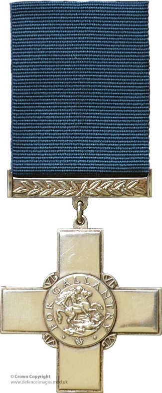 The George Cross - photo: Defence Images via Flickr. CC BY-SA 2.0.