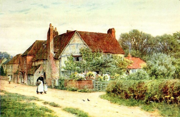 Miltons House, Chalfont St. Giles