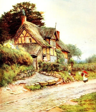 Alderney Edge, a Cheshire Cottage