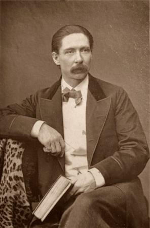 John Nevil Maskelyne - public domain
