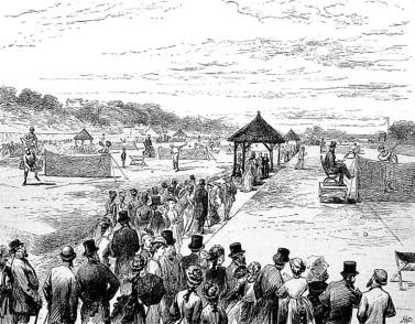 Wimbledon Championships 1877