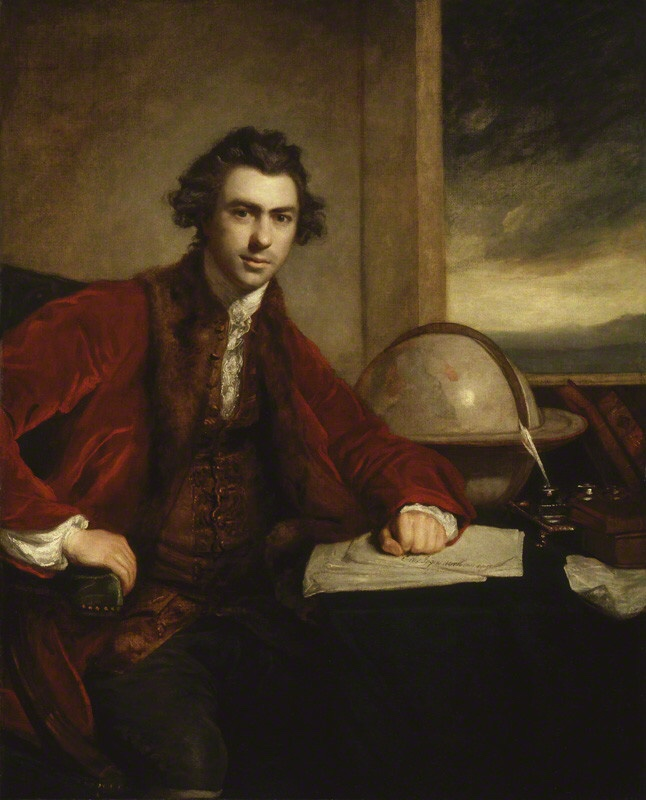 NPG 5868; Sir Joseph Banks, Bt by Sir Joshua Reynolds