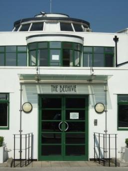 Building's entrance - Image credit: Martyn Davies CC BY-SA 2.0