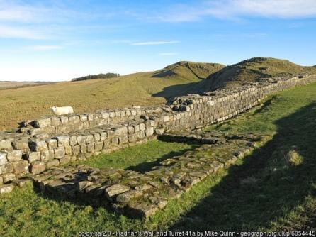 Hadrian's Wall & Turret