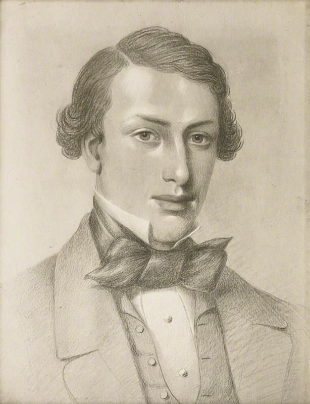 NPG D69; Samuel Orchart Beeton by Julian Portch