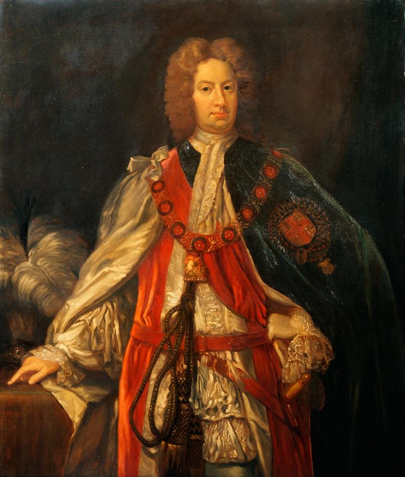 Kneller, Godfrey, 1646-1723; James, 1st Duke of Montrose (1682-1742), Secretary of State for Scotland (1714-1716)