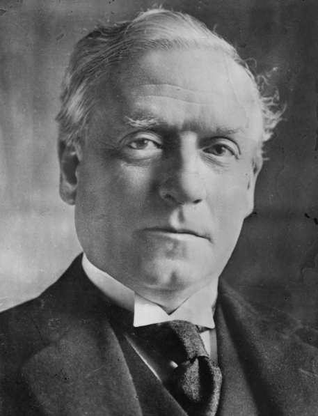 Herbert H Asquith - Bain News Service - Public domain