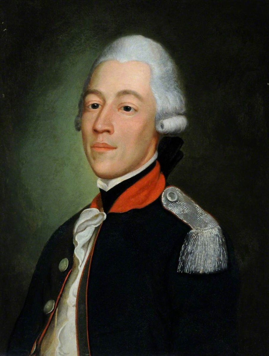 French School; Philippe Charles-Felix Macquart (1744-1781), Baron de Rullecourt